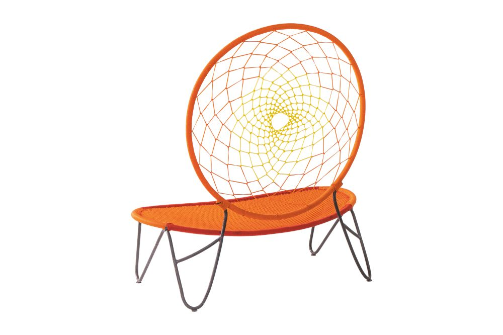 Vert,Moroso,Armchairs,chair,furniture,orange,outdoor furniture