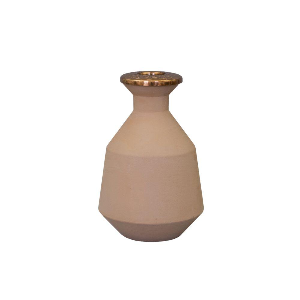 Copper,Hend Krichen,Vases,artifact,beige,ceramic,earthenware,vase