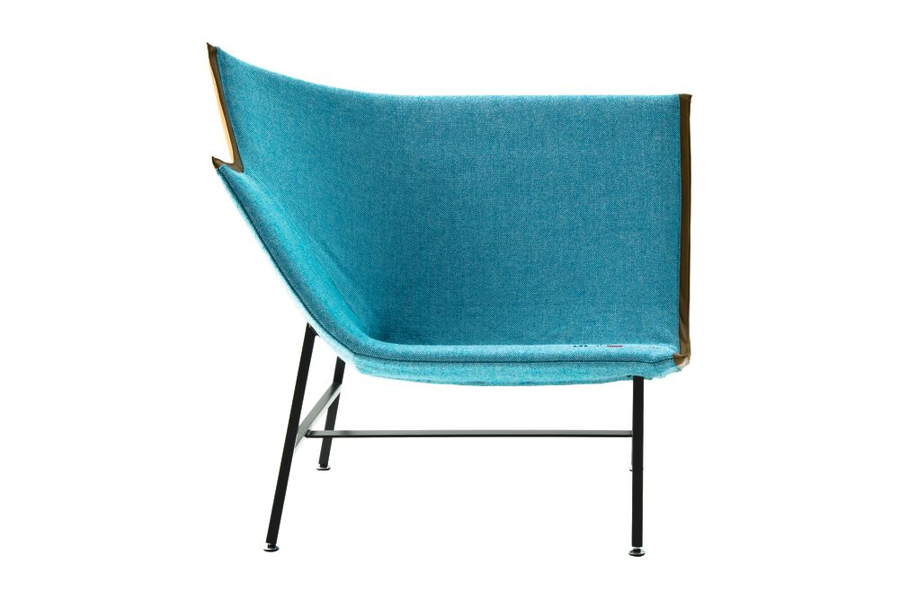 Paper Planes Armchair Hallingdal Version by Moroso