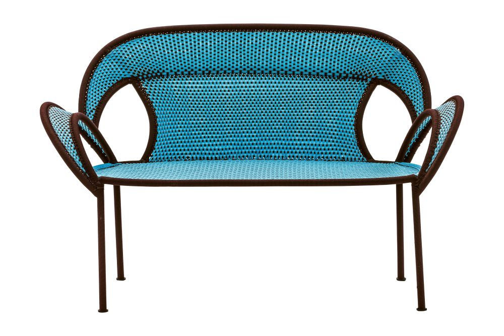 Black / Yellow,Moroso,Sofas,armrest,chair,furniture,outdoor furniture,turquoise
