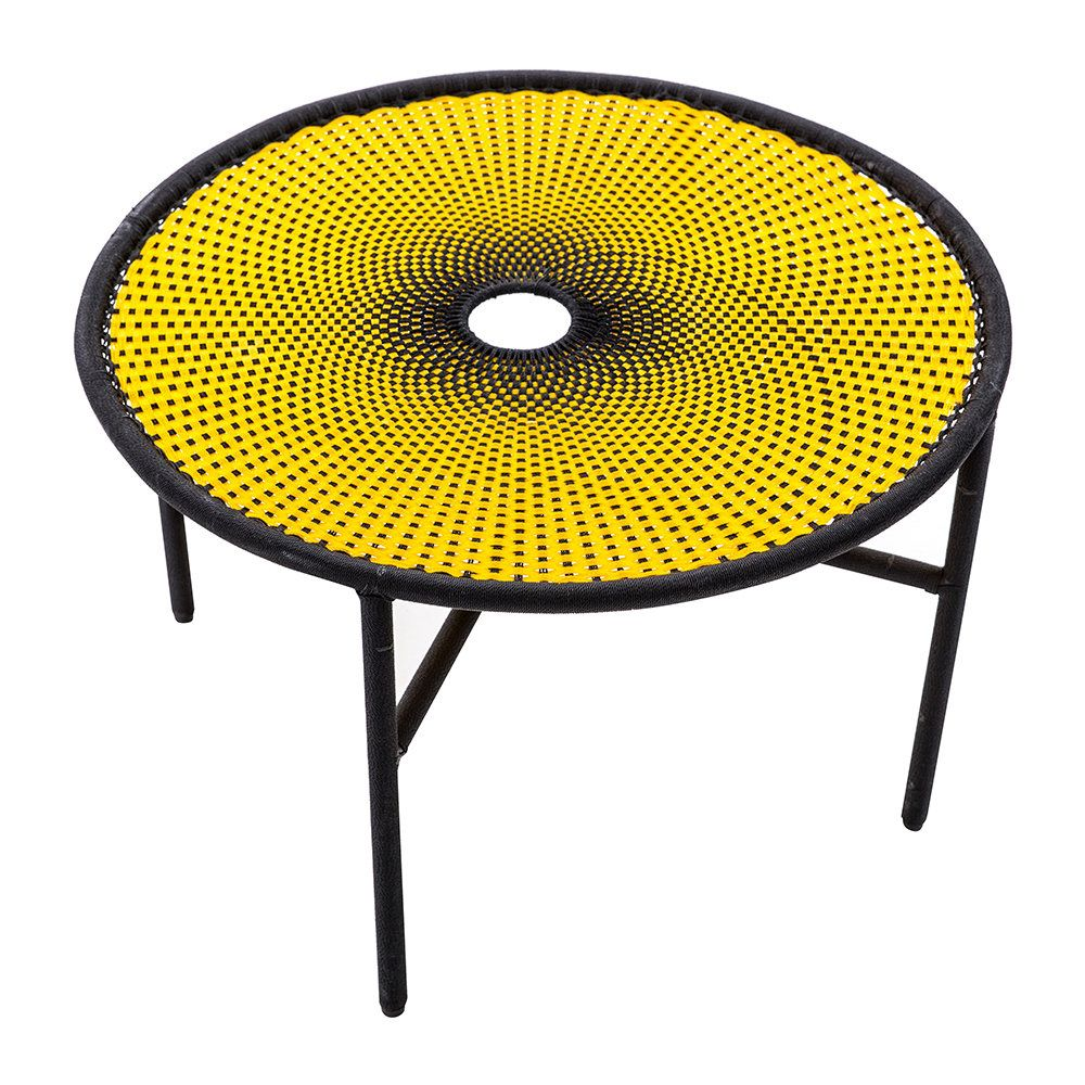 Black / Yellow, Large,Moroso,Coffee & Side Tables,furniture,outdoor furniture,outdoor table,table,yellow