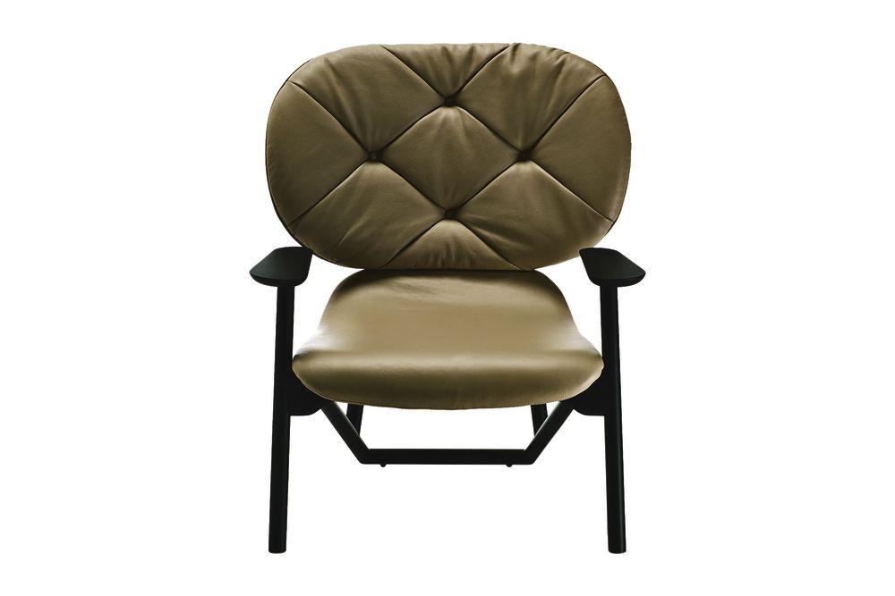 Klara Button Tufted Armchair by Moroso