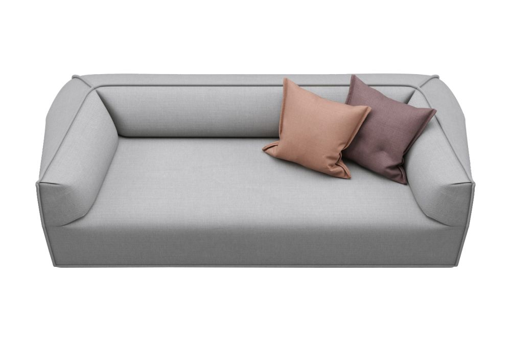 A5877 - Divina MD 713 lighy grey,Moroso,Sofas,beige,comfort,couch,furniture,sofa bed,studio couch