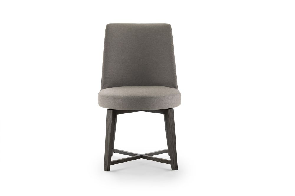 Sable 1640, Wood Finishes Ashwood Stained Teak, 85cm,Flexform,Dining Chairs,beige,chair,furniture
