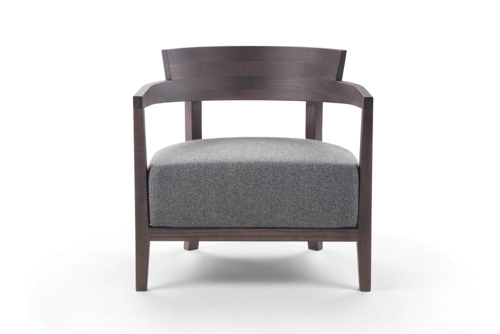 Sable 1640, Wood Finishes Ashwood Stained Brown,Flexform,Armchairs,chair,furniture