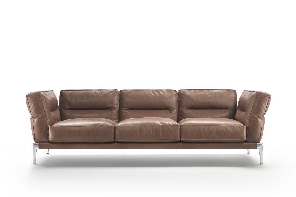 Adda 3 Seater Sofa by Flexform