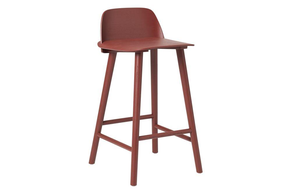 Grey Ash, 65 cm,Muuto,Stools,bar stool,furniture,stool