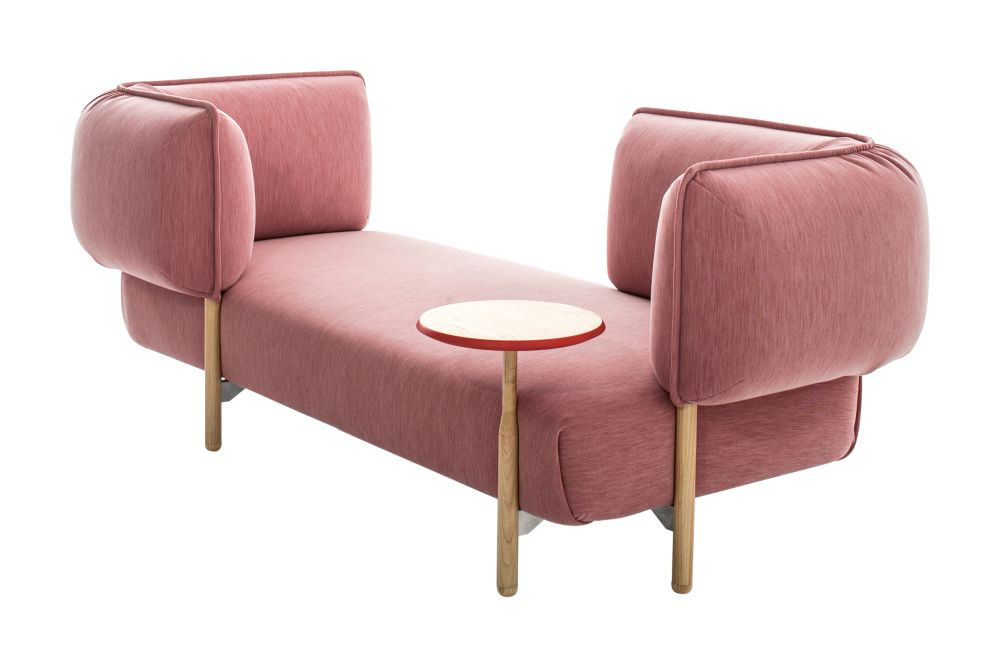 Tender Round Table For Sofa by Moroso