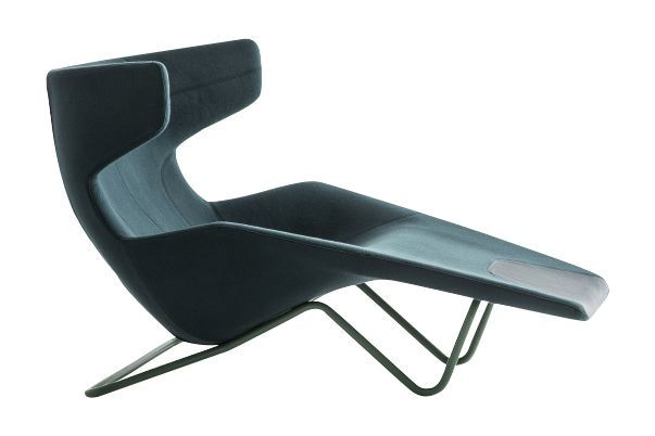 Rifle brown, A4301 - Stamskin Top 4340-07478, Stitching Red,Moroso,Lounge Chairs,chair,furniture