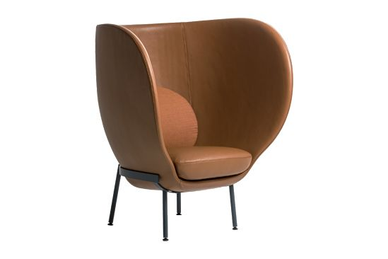 Tele grey, Steelcut Trio 3 113 light blue - W,Moroso,Armchairs,beige,brown,chair,furniture,wood