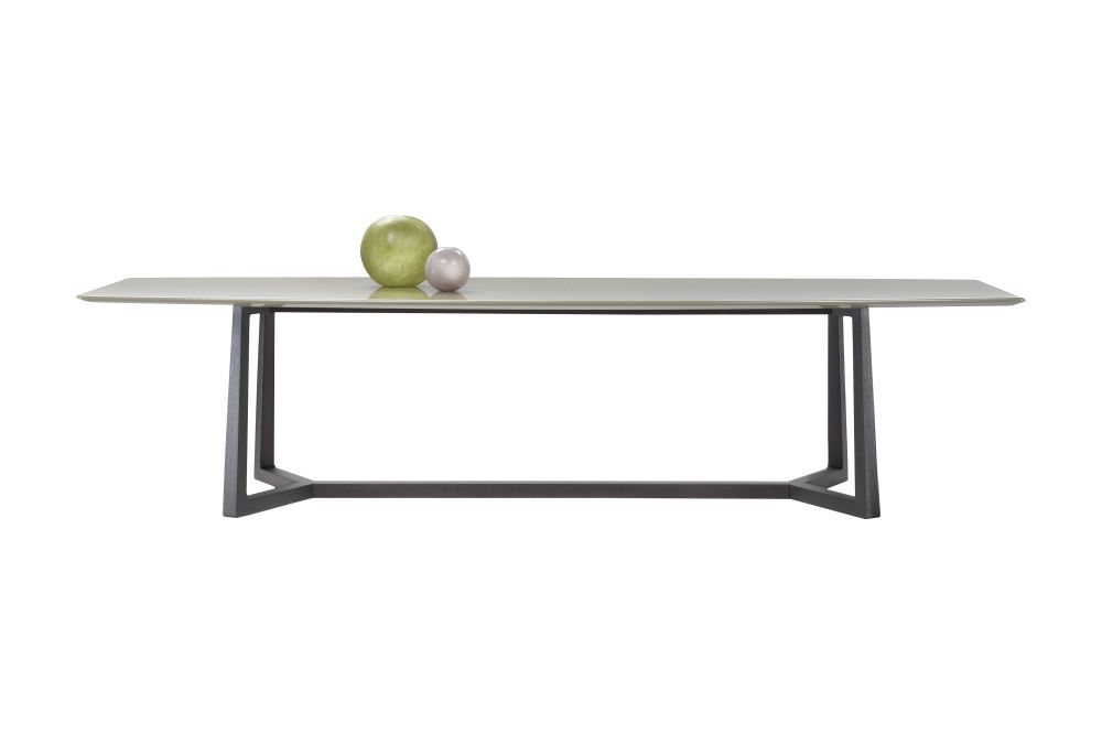 Gipsy Rectangular Dining Table by Flexform
