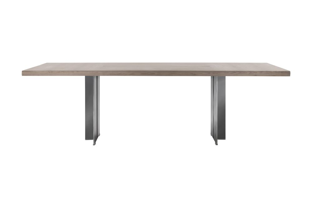 Spello Dining Table - Wooden Top by Flexform
