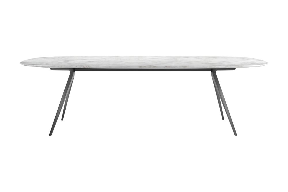Zefiro Ovoid Dining Table by Flexform
