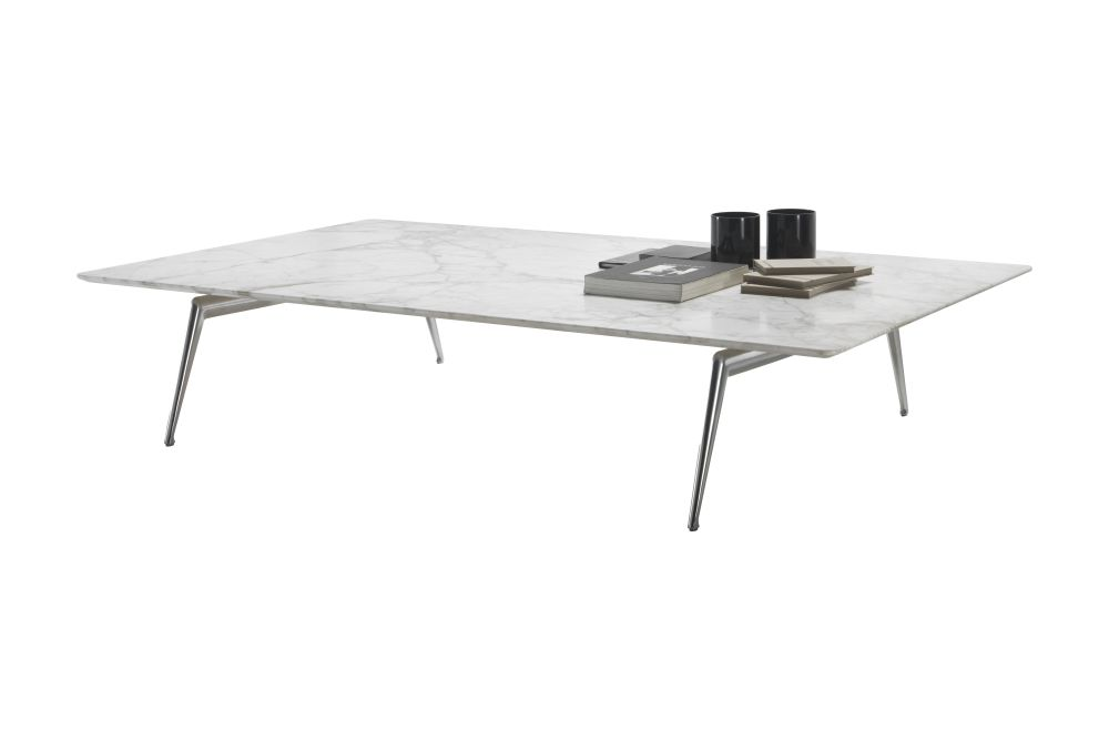 Este Rectangular Coffee Table by Flexform