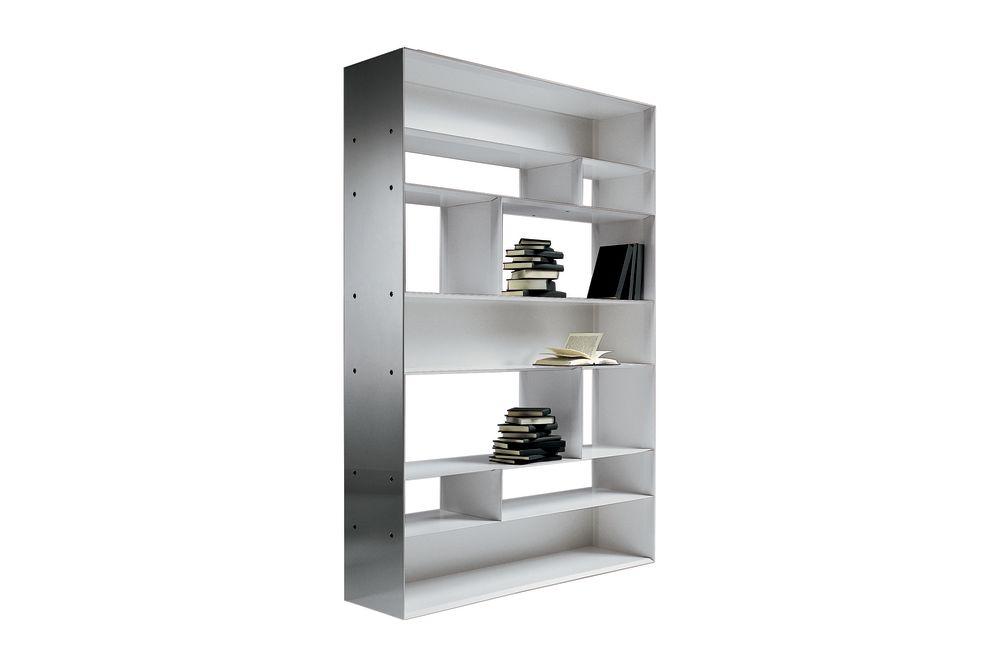 Metal Black 900, 41,Flexform,Bookcases & Shelves,furniture,material property,room,shelf,shelving