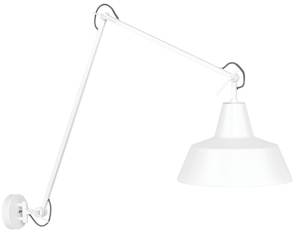 Chicago wall lamp white,it's about RoMi,Wall Lights,lamp,light fixture,lighting,product