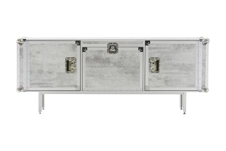 White,Diesel Living with Moroso,Cabinets & Sideboards,furniture,product,sideboard,table
