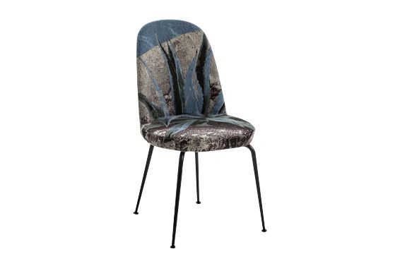 Raw Black, A6123 - Cosme pink - H,Diesel Living with Moroso,Seating,chair,furniture