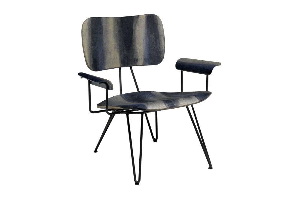 Indigo Blue, Raw Black,Diesel Living with Moroso,Armchairs,chair,furniture