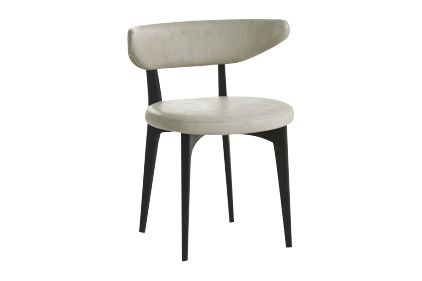 A4500 - Art.48045 - 206 beige - H, Charcoal,Diesel Living with Moroso,Seating,chair,furniture
