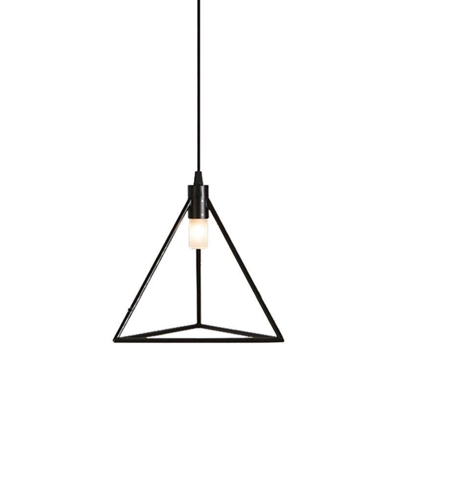 202/15 sand black,GIBAS ,Ceiling Lights,ceiling fixture,light fixture,lighting,triangle