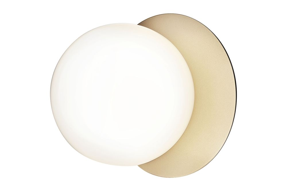 Nordic Gold, Opal White,Nuura,Wall Lights,ceiling,lighting