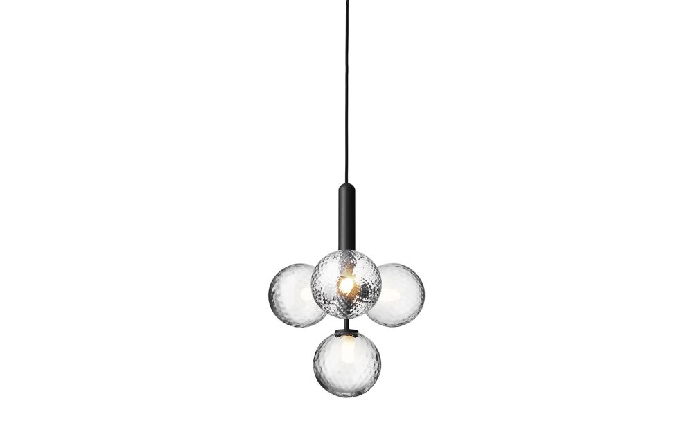 Optic Clear,Nuura,Pendant Lights,ceiling,ceiling fixture,light,light fixture,lighting