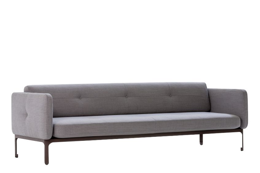 A8411 - Spring palette 6 133 camel - S, White Chalk,Moroso,Sofas,beige,couch,furniture,sofa bed,studio couch