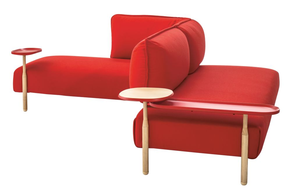 Tender Composition Sofa by Moroso