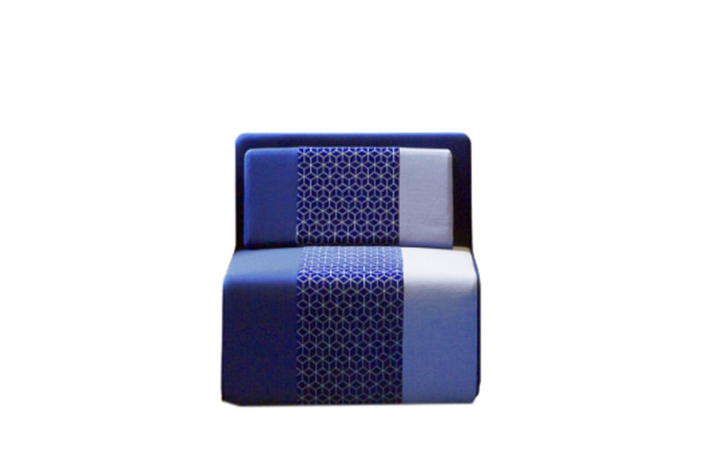 Red,Moroso,Lounge Chairs,blue,electric blue