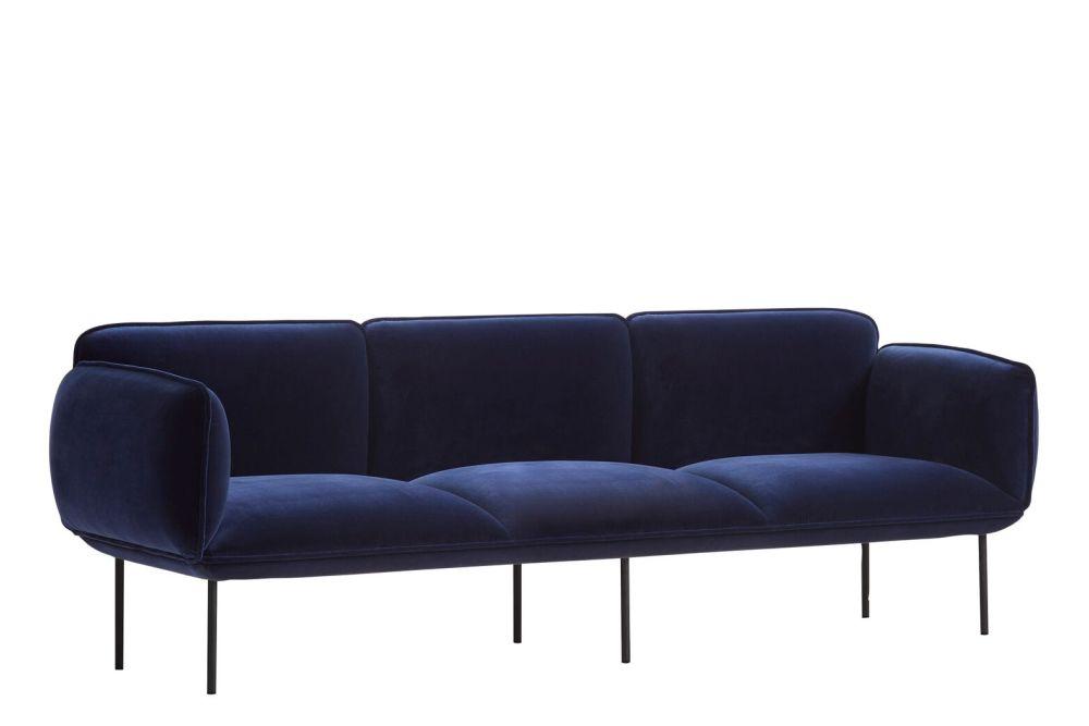 Nakki 3-Seater Sofa by WOUD