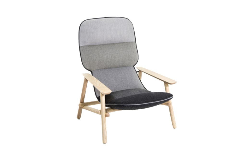 001-L108, Ash Natural,Moroso,Armchairs,chair,furniture,outdoor furniture