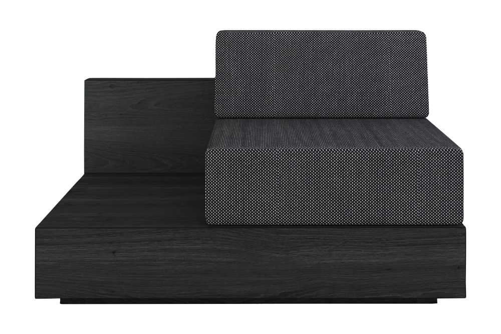 Mass Lounge Middle Right Sofa by New Works