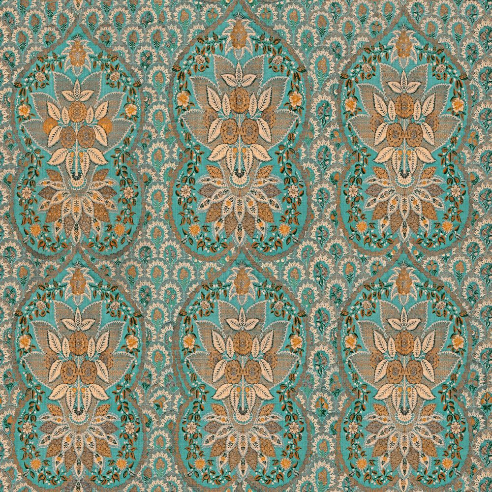 Floral Tapestry Taupe by Mind The Gap