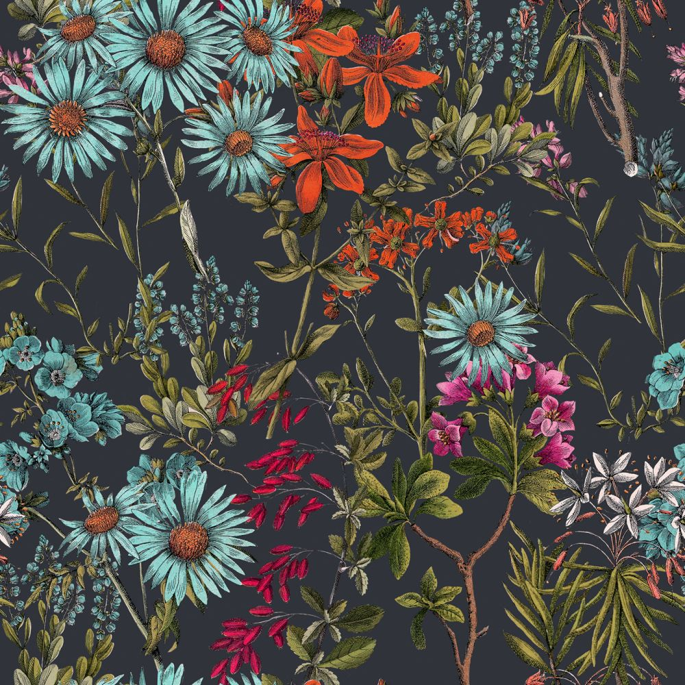 Taupe,Mind The Gap,Wallpapers,art,botany,design,floral design,flower,leaf,pattern,plant,textile,visual arts,wildflower