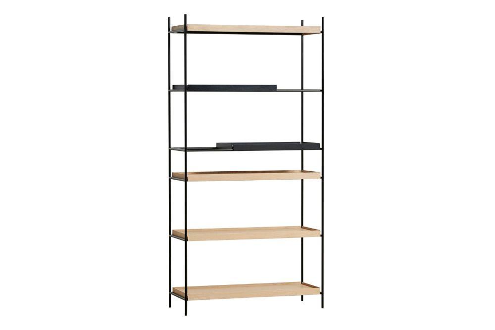 2 Short Natural Oak + 4 Wide Natural Oak Shelves,WOUD,Bookcases & Shelves,furniture,shelf,shelving