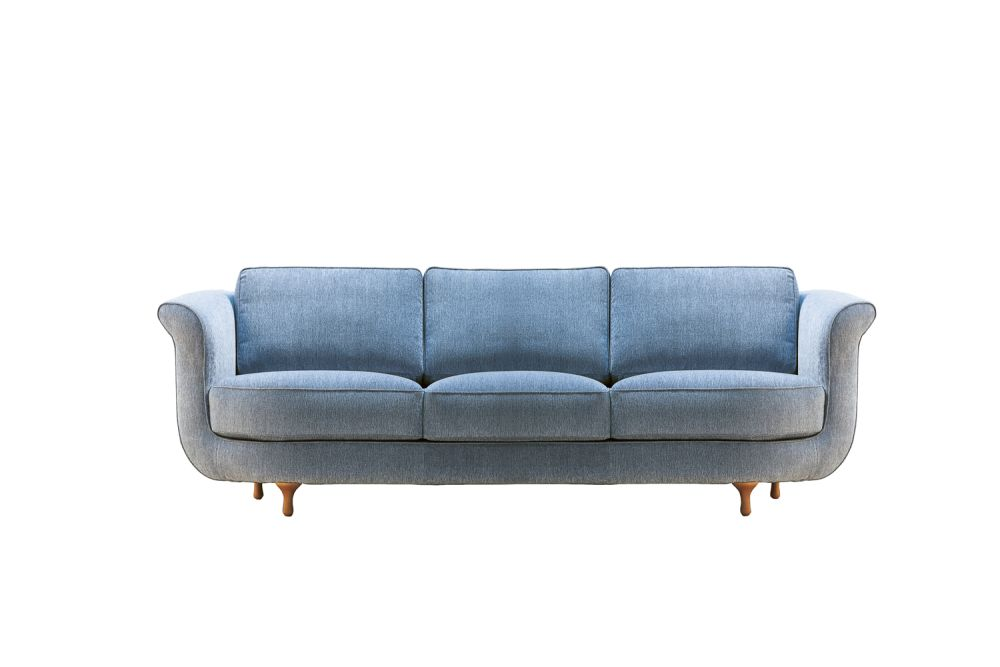 Big Mama 3 Seater Sofa by Moroso