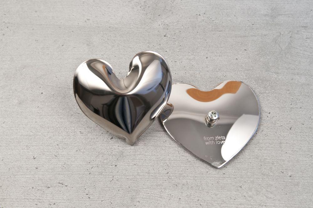 Hot Heart Diy Coat Hanger From Zieta