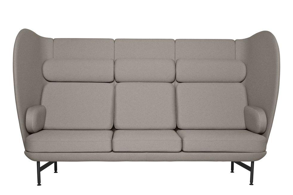 Plenum Three Seater Sofa by Fritz Hansen