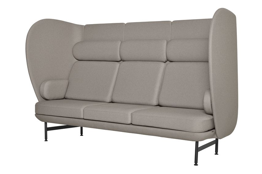 Revive 2 433,Fritz Hansen,Sofas,armrest,beige,chair,comfort,couch,furniture,loveseat,outdoor furniture,outdoor sofa,sofa bed,studio couch