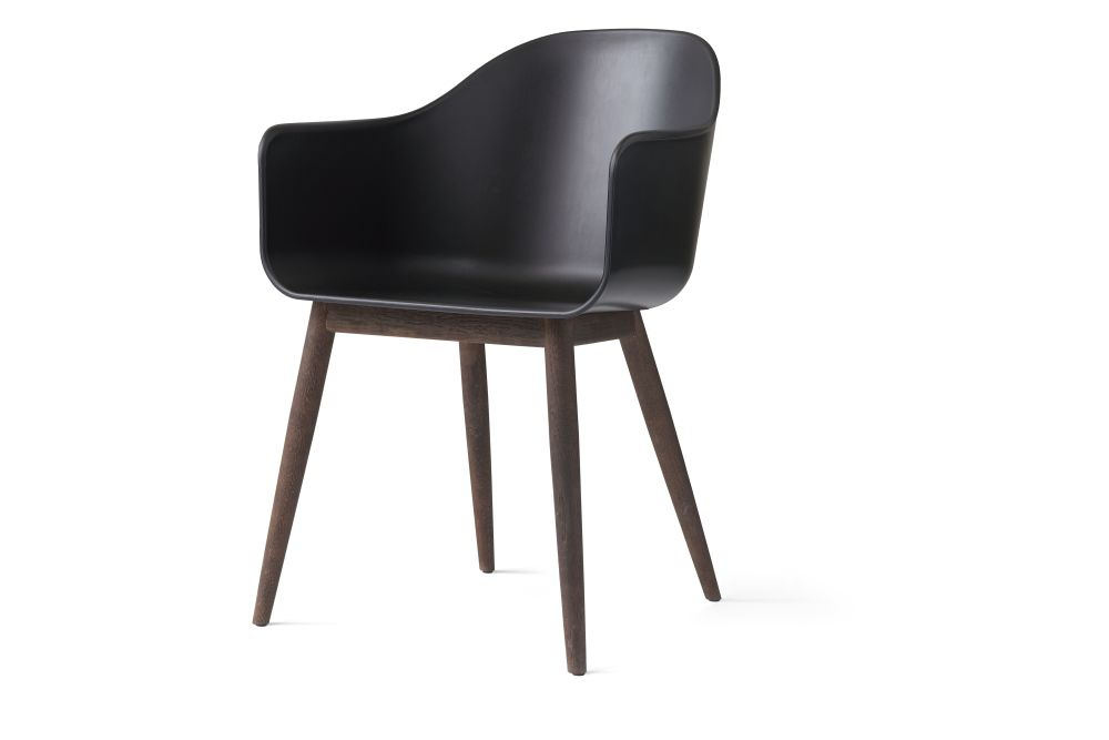 Black Stained Oak, Black,MENU,Dining Chairs,chair,furniture