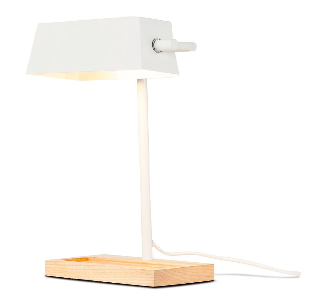 Cambridge table lamp white,it's about RoMi,Desk Lamps,desk,furniture,lamp,lampshade,light fixture,lighting,lighting accessory,table