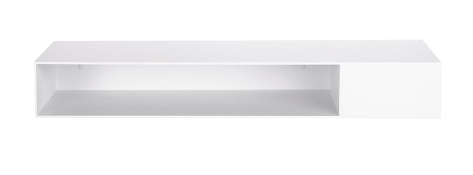 148 Soft Touch Powder Coated White,Schönbuch,Console Tables,furniture,rectangle,shelf,table,white