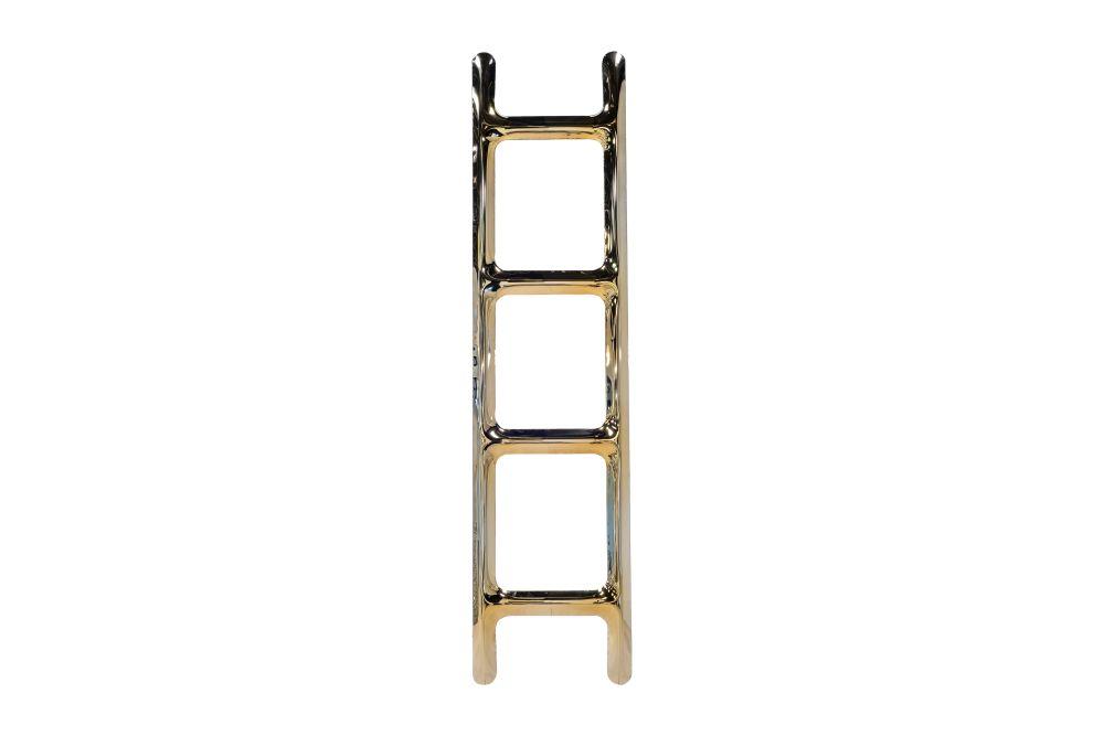 Zieta,Hooks & Hangers,brass,shelf