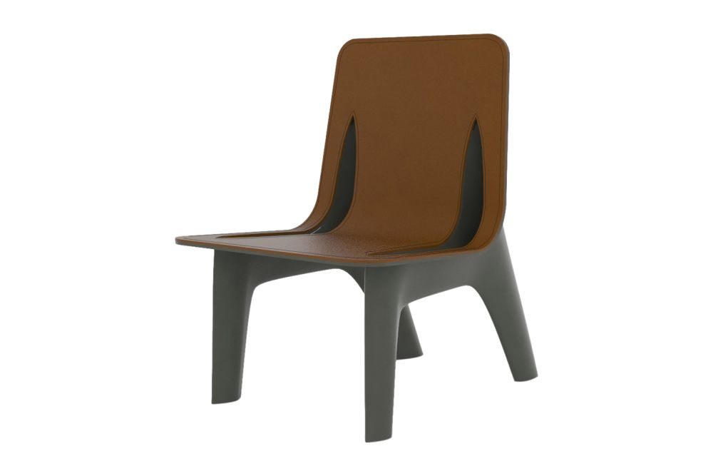 J-Chair with Upholstery by Zieta