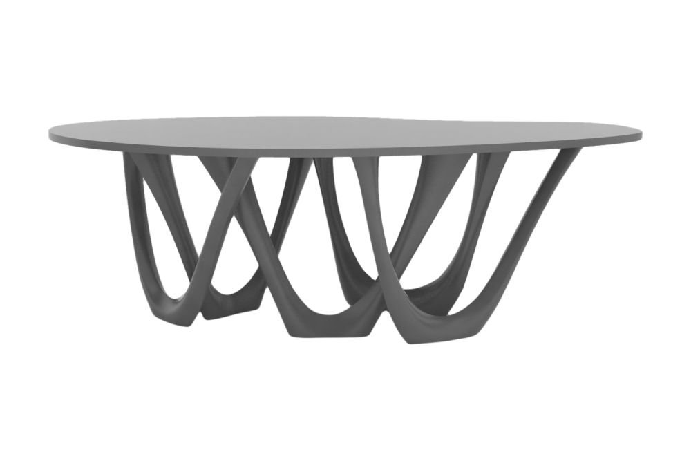 RAL 1019, Steel,Zieta,Dining Tables,coffee table,end table,furniture,outdoor table,table
