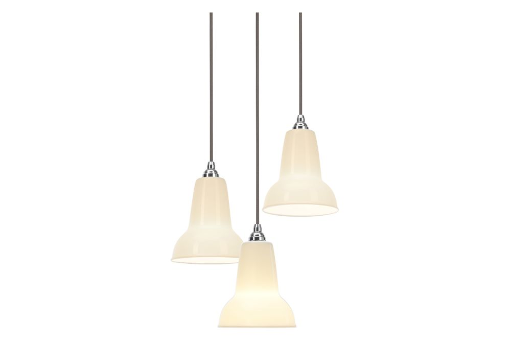 Original 1227 Mini Ceramic Pendant Cluster by Anglepoise