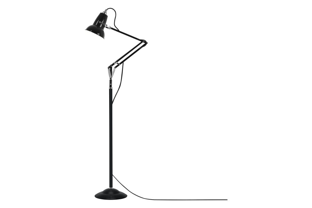 Dove Grey,Anglepoise,Floor Lamps,microphone stand
