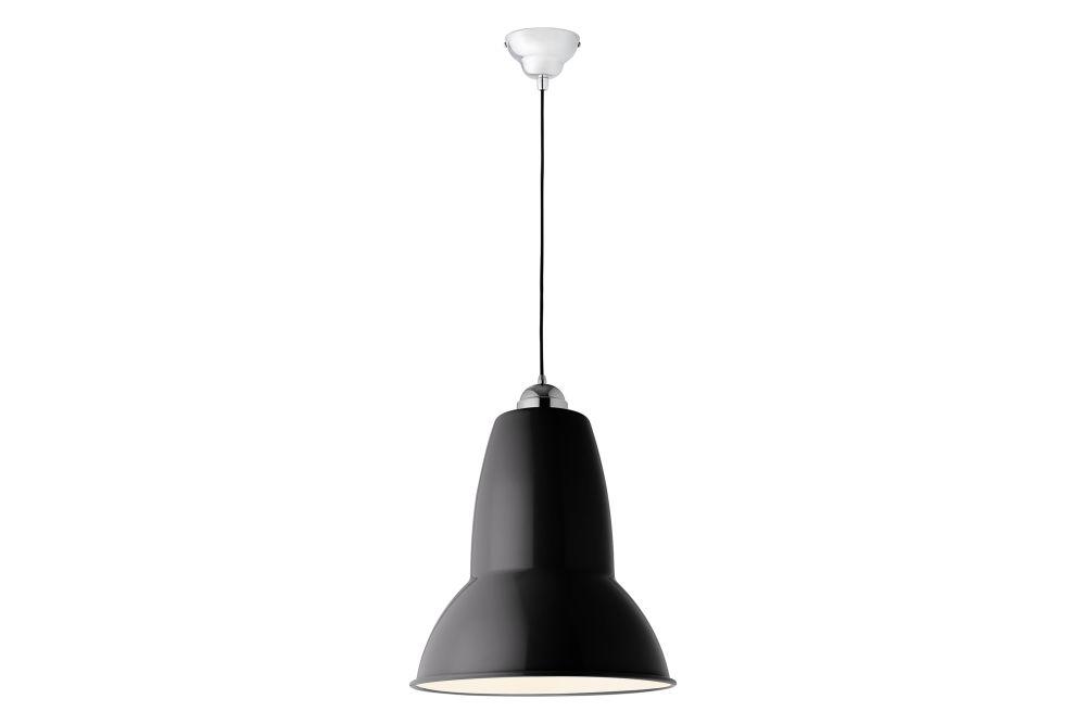 Jet Black,Anglepoise,Pendant Lights,lamp,light fixture,lighting