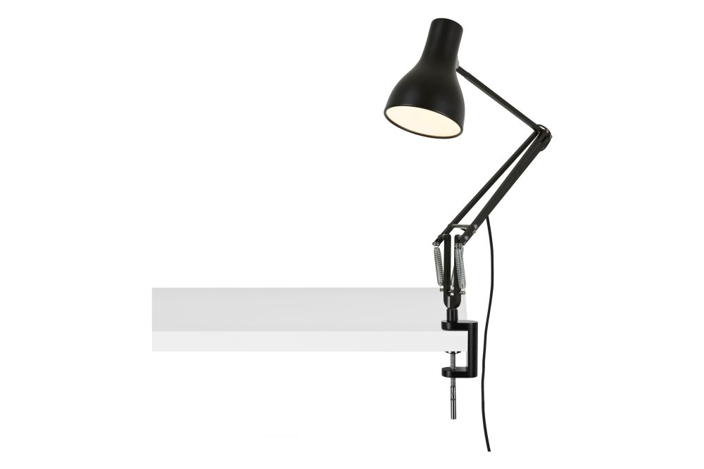 Type 75 Lamp with Desk Clamp by Anglepoise